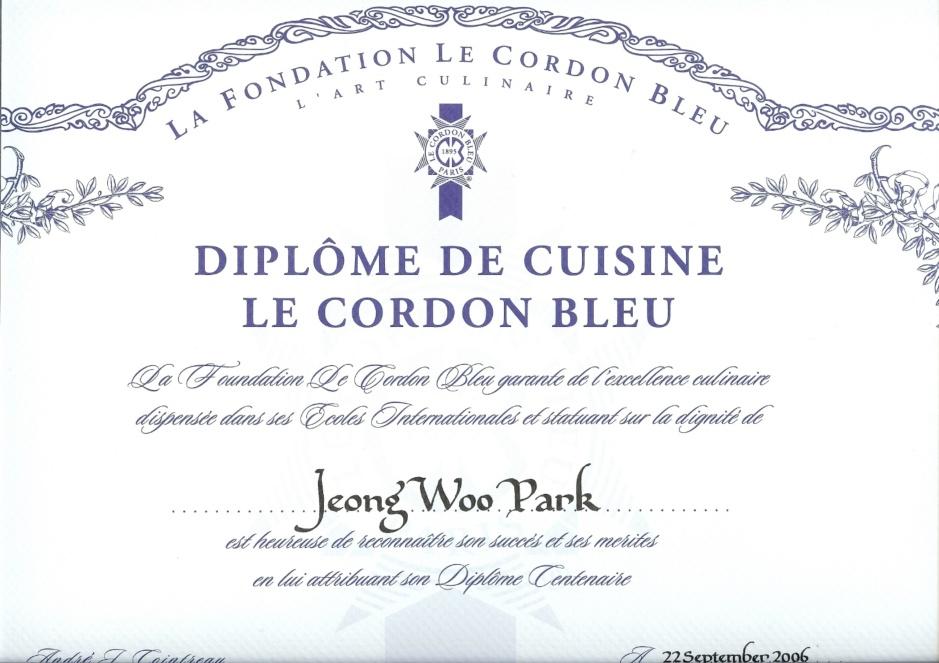 - Diplome de cuisine a imprimer ...