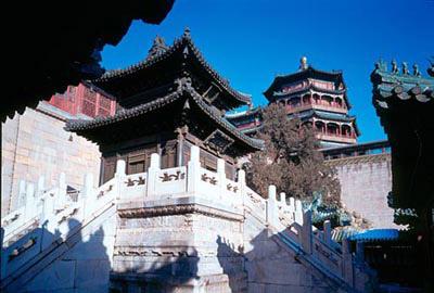 중국의 오대동전(五大銅殿)
