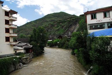 송반고성(松潘古城) : 중국에서 가장 독특한 고성