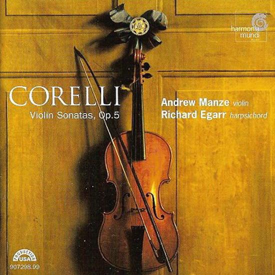 아르칸젤로 코렐리/바이올린 소나타 3번