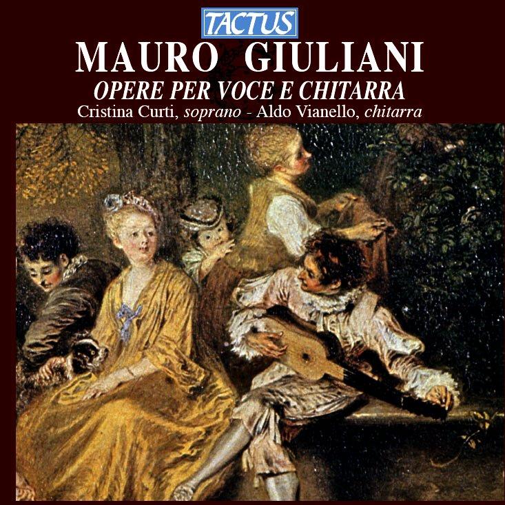 마우로  줄리아니/기타 협주곡 A단조 Op.30/지그프리드 베렌트, 기타