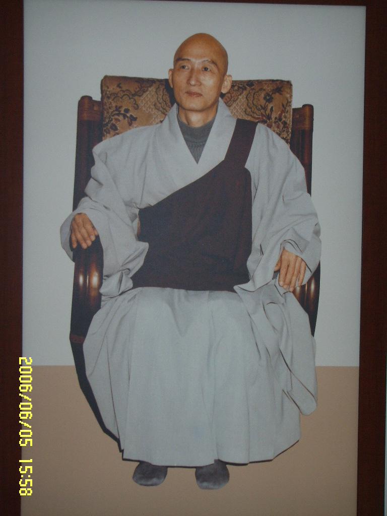 故 금하당(金河堂) 광덕스님