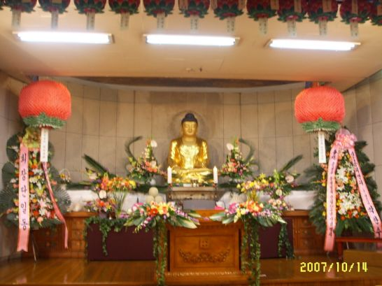 부처님의 하루